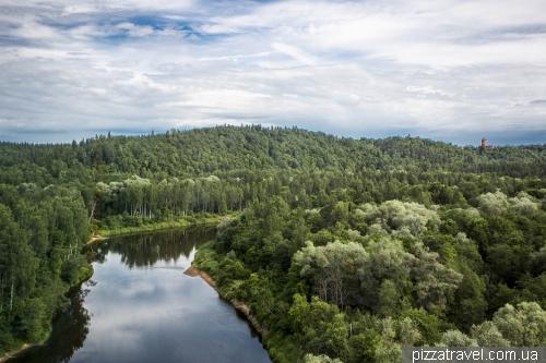River Gauja