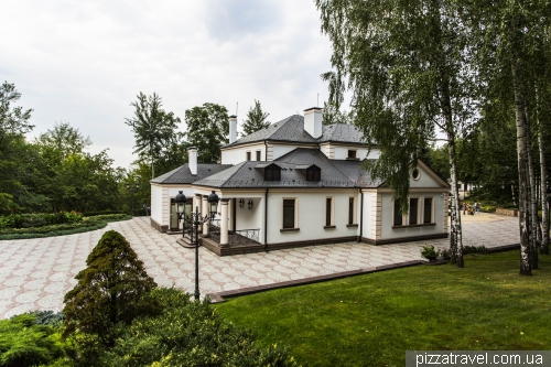 Cottage of Yanukovych