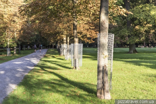 Зоосад в Ганновере (Tiergarten)