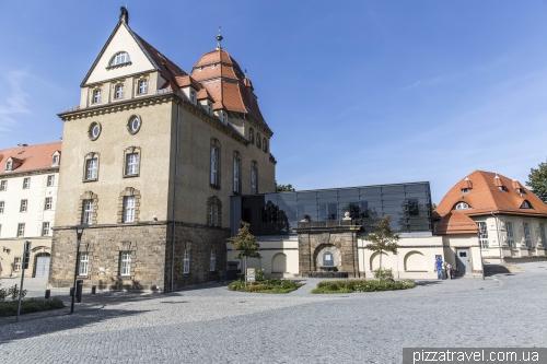 Дворец Sonnenstein в Пирне