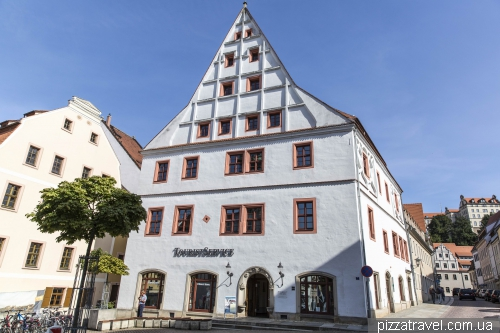 Canalettohaus в Пирне