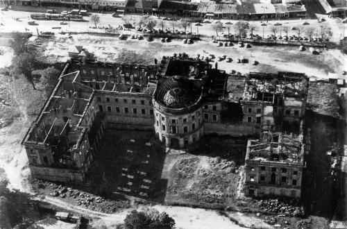Резиденция в Брауншвейге (1944)