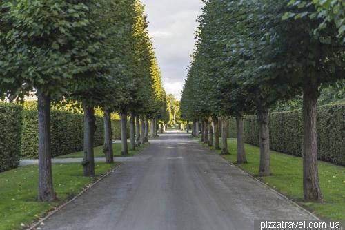 Королевские сады Херренхаузен в Ганновере