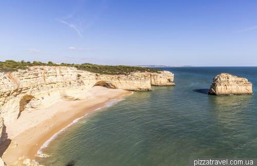 Пляж Malhada do Baraço