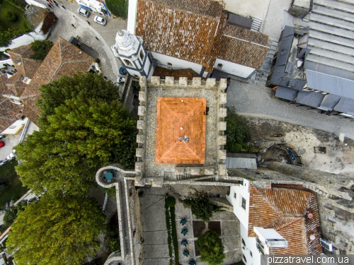 Castle in Obidos