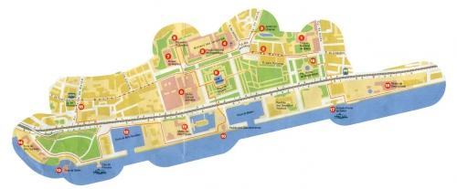 Belem map