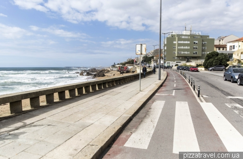 Bike Path in Porto