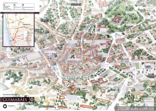 Карта Гімарайнш