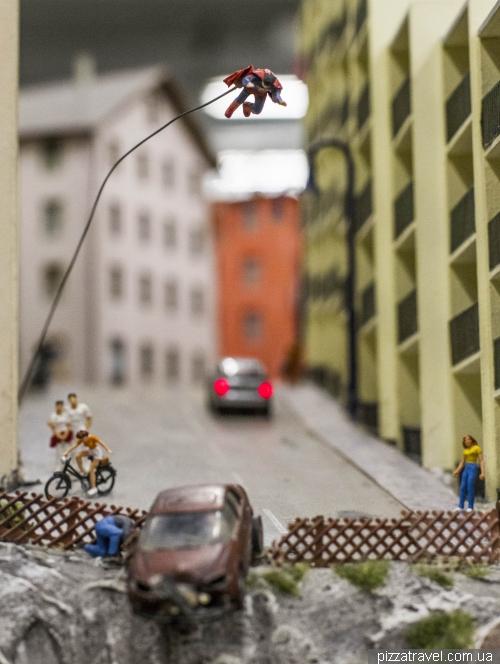 Miniatur Wunderland в Гамбурге