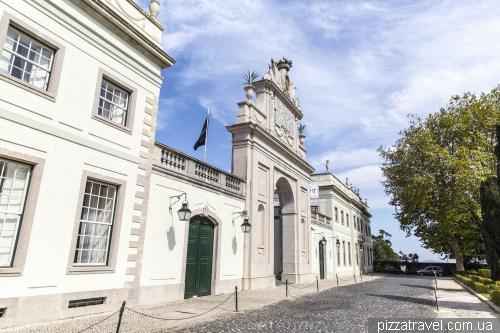 Дворец Сетеаиш (Seteais Palace)