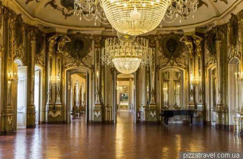 Палац Келуш