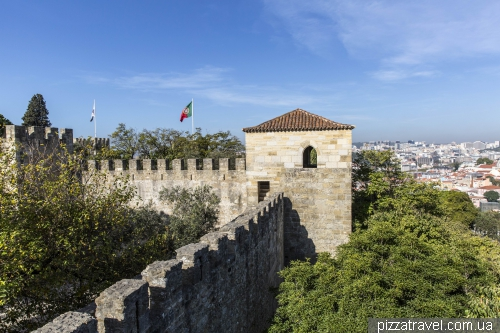 Lisbon, Castle of St. George