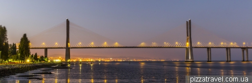 Lisbon - Vasco da Gama Bridge