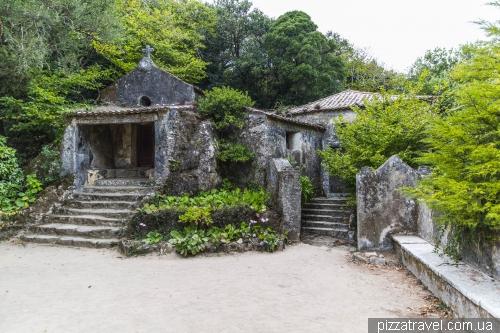 Монастырь капуцинов в Синтре