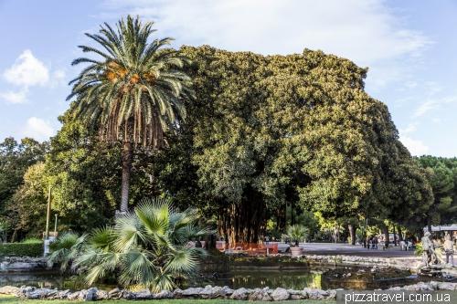 Palermo, English Garden