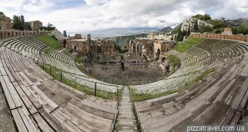 Античний театр в Таорміні