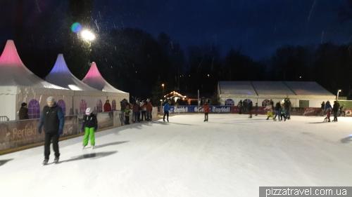 Ice rink in Nörten-Hardenberg