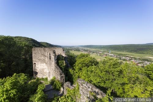 Nevytsky castle