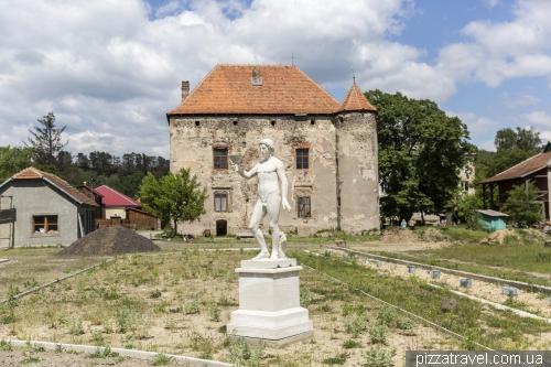 Castle St. Miklos
