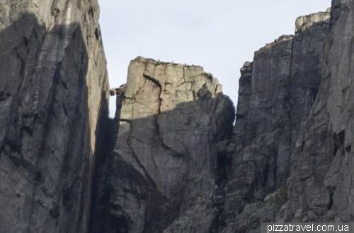 Круїз по Люсефьорду