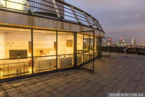 Отель EUROMAST в Роттердаме