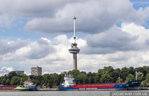 EUROMAST Hotel in Rotterdam