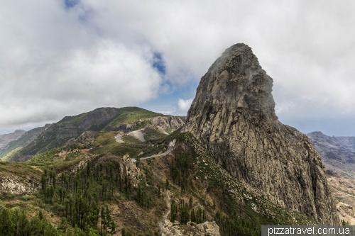 Скеля Roque de Agando