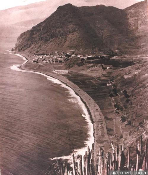 Las Teresitas beach (1930)