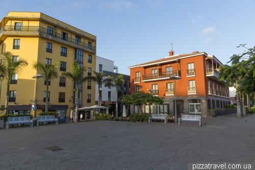 Пуерто-де-ла-Крус