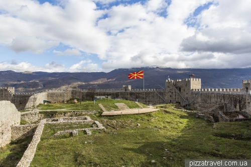 Ohrid, Samuel Fortress