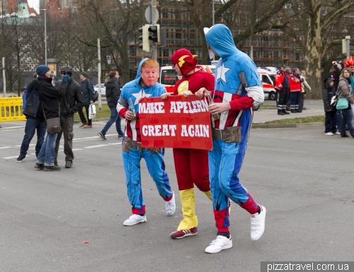 Carnival in Hannover