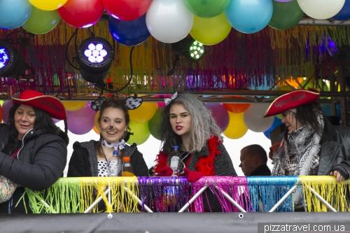 Карнавал в Ганновере