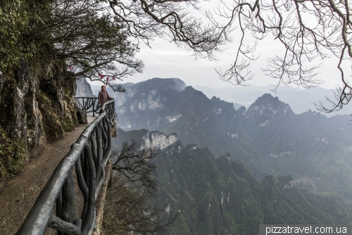 Гора Тяньмень