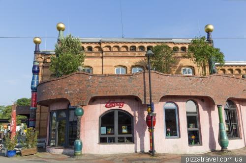 Вокзал в Ільцені