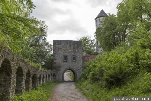Замок Плессе