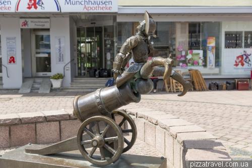 Боденвердер - місто барона Мюнхгаузена