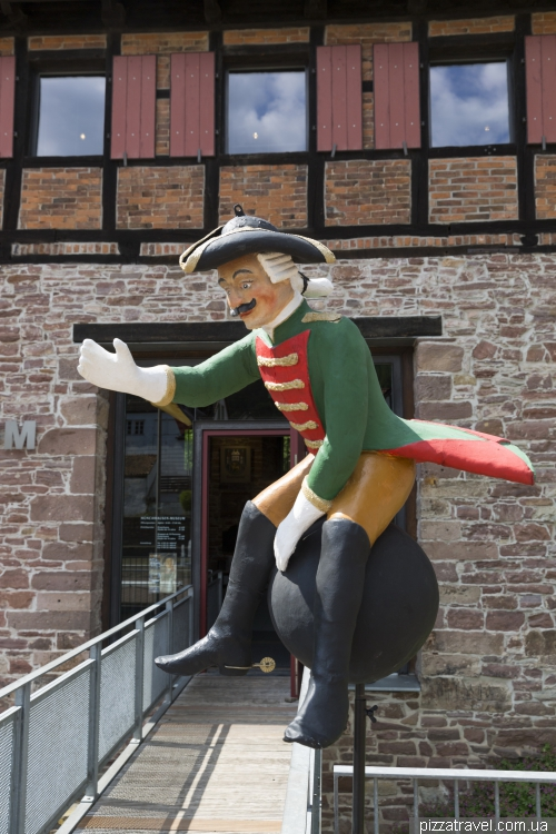 Bodenwerder, the Town of Baron Munchausen