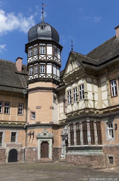 Замок Беферн