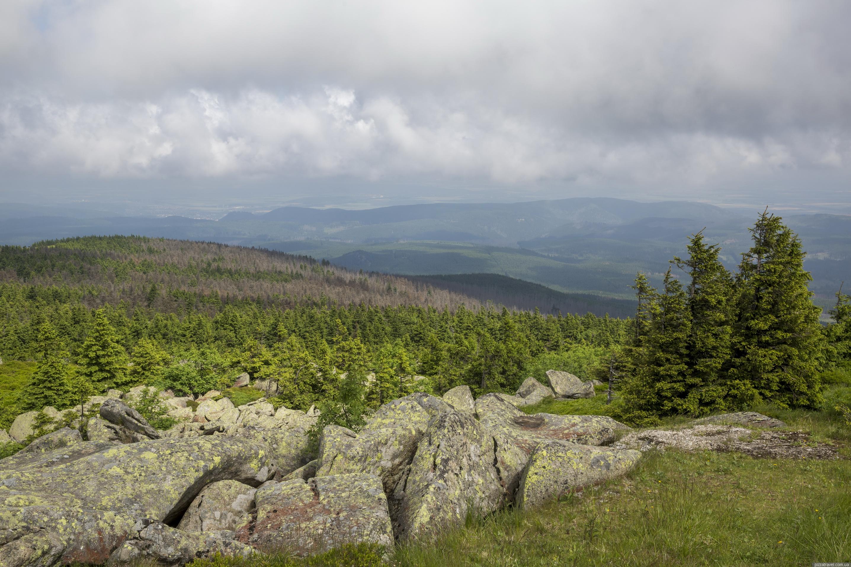 это фото гора брокен дал большое интервью