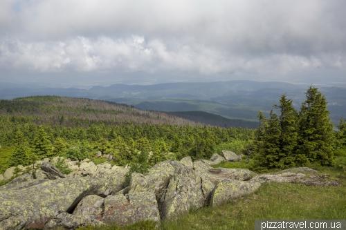 Гора Брокен в Харце