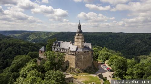Замок Фалькенштайн в Харце
