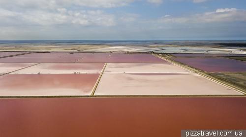 Соляные поля Жиро