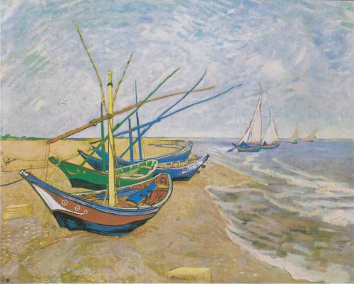 Сент-Марі (картина Ван Гога