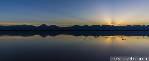 Озеро Тебинкинче