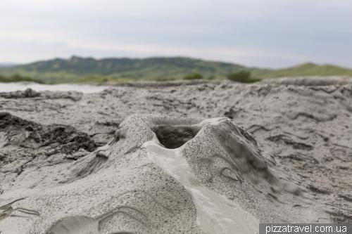 Грязевые вулканы Берка