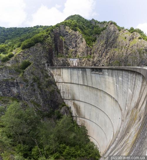 Плотина Видрару