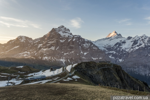 Grindelwald - First
