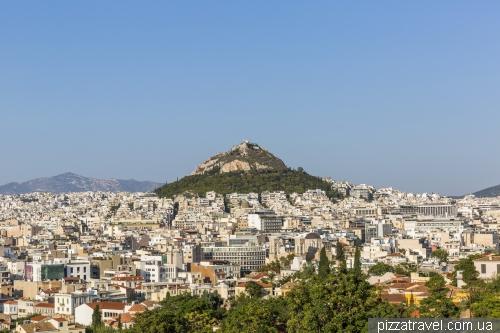 Lykavitos Hill