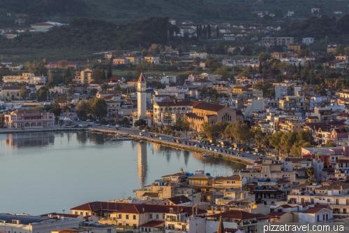 Закінтос (місто)