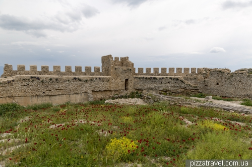 Fortress Argos Larisa